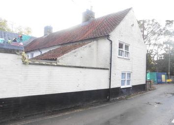 Thumbnail 2 bed end terrace house for sale in Swan Street, Fakenham