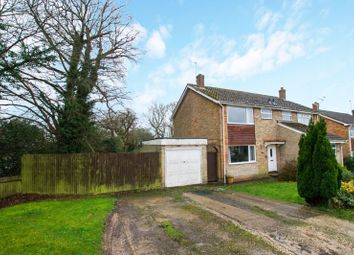 Thumbnail 3 bed semi-detached house for sale in Queens Approach, Uckfield
