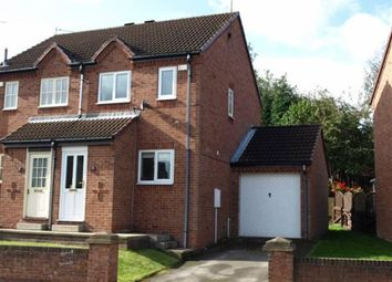 Thumbnail 2 bed semi-detached house to rent in 11 Rosehill Drive, Dodworth, Barnsley