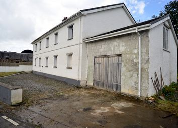 Thumbnail 4 bedroom detached house for sale in Llansawel, Llandeilo