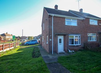 Thumbnail 2 bed semi-detached house for sale in Shakespeare Avenue, Mansfield Woodhouse, Mansfield
