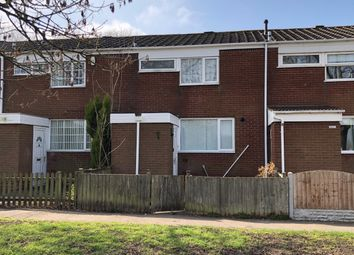 Thumbnail 3 bed terraced house to rent in Alvis Walk, Smith's Wood, Birmingham, West Midlands