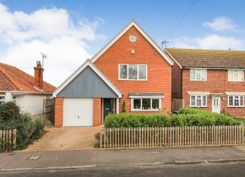 Thumbnail 4 bed detached house for sale in Fitzroy Road, Tankerton, Whitstable