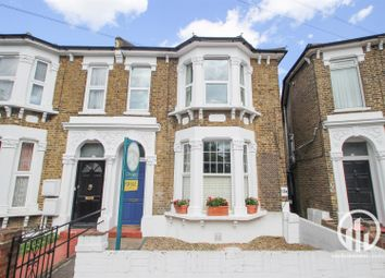 Thumbnail 3 bedroom flat for sale in St. Swithuns Road, Hither Green, London