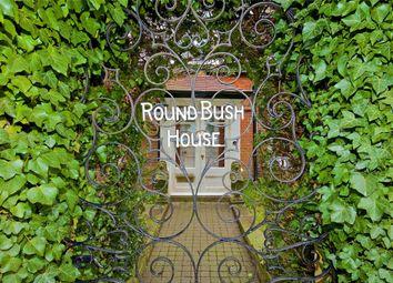 Thumbnail 6 bed detached house for sale in Roundbush Lane, Round Bush, Aldenham, Hertfordshire
