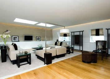Thumbnail 3 bed flat to rent in St Johns Wood Park, London