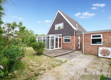 Thumbnail 4 bed bungalow for sale in Sandringham Close, Ipswich