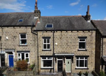 Thumbnail 4 bed terraced house to rent in Rose Avenue, Horsforth, Leeds