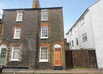 Thumbnail 2 bedroom end terrace house for sale in Turner Street, Ramsgate