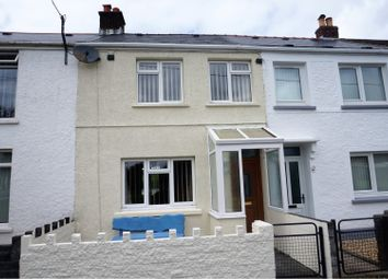 Thumbnail 3 bed terraced house for sale in Caerbryn Terrace, Caerbryn, Ammanford