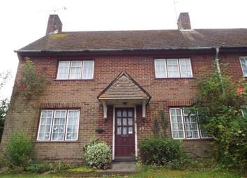 Thumbnail 3 bed semi-detached house for sale in Blackwater, Camberley, Hampshire