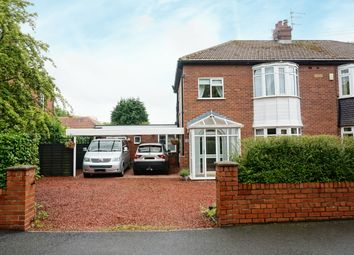 Thumbnail 4 bed semi-detached house for sale in Whitburn Road, Cleadon, Sunderland