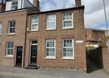 Thumbnail 3 bedroom end terrace house for sale in Love Lane, Wisbech