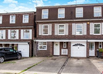 Thumbnail 4 bedroom end terrace house for sale in Arborfield Close, Slough