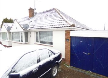 Thumbnail 2 bed bungalow to rent in Bradley Road, Luton