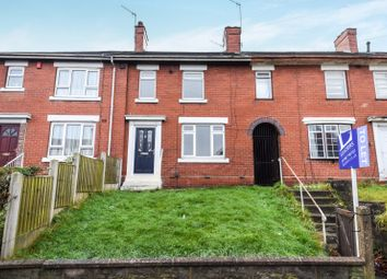 Thumbnail 3 bedroom terraced house to rent in Spoutfield Road, Stoke-On-Trent