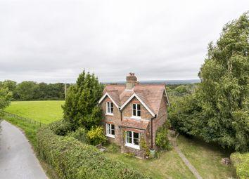 Thumbnail 3 bed detached house for sale in Shernden Lane, Marsh Green, Edenbridge