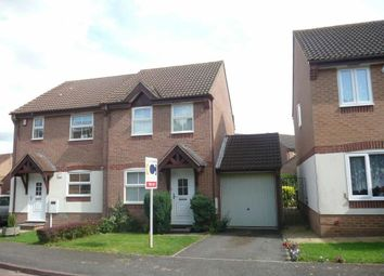Thumbnail 2 bed semi-detached house to rent in Lastingham Grove, Emerson Valley, Milton Keynes