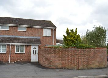 Thumbnail 1 bed semi-detached house to rent in Spurcroft Road, Thatcham