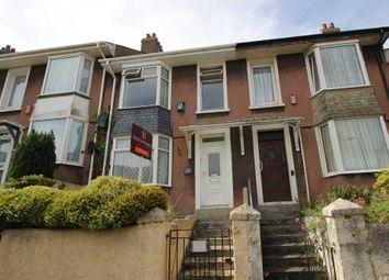 Thumbnail 3 bed terraced house to rent in Ocean Street, Keyham