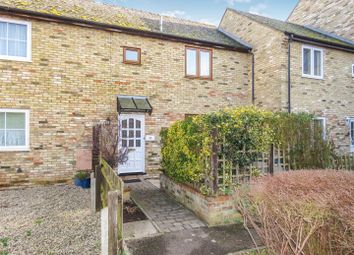 Thumbnail 2 bed terraced house to rent in River Terrace, St. Neots