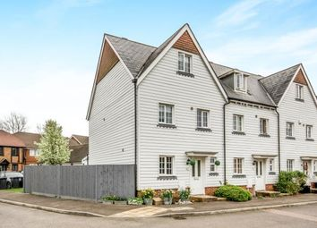 Thumbnail 4 bedroom town house for sale in The Squires, Pease Pottage, Crawley, West Sussex