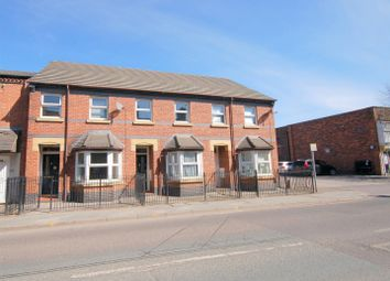 Thumbnail 2 bed mews house for sale in West Street, Crewe