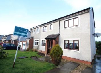 Thumbnail 3 bed semi-detached house for sale in Ballantrae Drive, Newton Mearns, East Renfrewshire