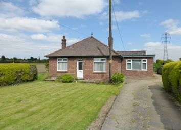 Thumbnail 3 bed detached bungalow for sale in Mill Road, Walpole Highway, Wisbech