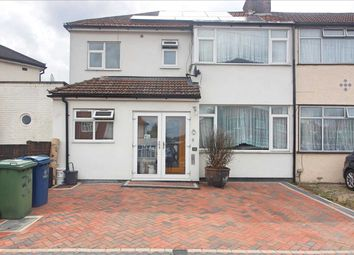 Thumbnail 4 bed end terrace house for sale in Cotman Gardens, Edgware