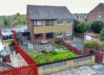 Thumbnail 3 bed semi-detached house for sale in Fenby Grove, Bradford, West Yorkshire