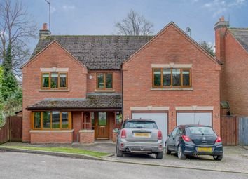 Thumbnail 5 bed detached house for sale in Springvale Drive, Webheath, Redditch