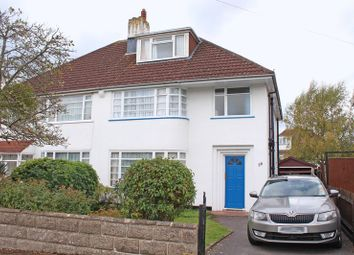Thumbnail 5 bed semi-detached house for sale in Shanklin Road, Shirley, Southampton
