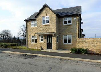 Thumbnail 4 bed detached house for sale in Nab Rise, Billington, Clitheroe, Lancashire