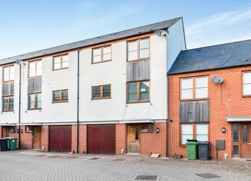 Thumbnail 4 bed terraced house for sale in Watertower Way, Basingstoke, Hampshire
