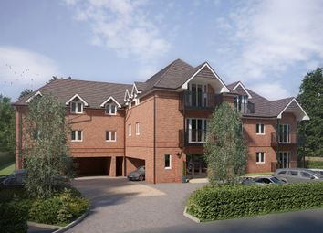 Thumbnail 2 bedroom flat for sale in Chalk Hill, West End, Southampton