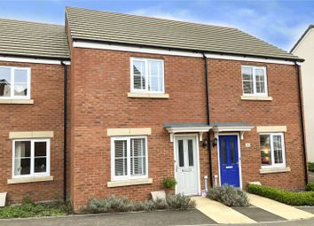 Thumbnail 2 bed terraced house for sale in Hawthorn Close, Royal Wootton Bassett, Swindon