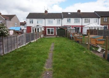 Thumbnail 3 bed terraced house for sale in Allenby Avenue, Dunstable