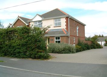 Thumbnail 4 bed detached house to rent in Victoria Road, Hayling Island