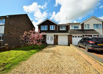 Thumbnail 4 bed detached house for sale in Johns Road, Bugbrooke, Northampton