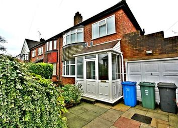Thumbnail 3 bed semi-detached house for sale in Clyde Avenue, Whitefield, Manchester