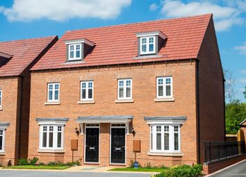 "Thumbnail 3 bedroom end terrace house for sale in ""Kennett"" at Kingston Way, Market Harborough"