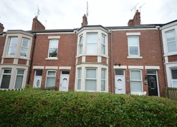 Thumbnail 3 bed flat to rent in Cambridge Avenue, Whitley Bay