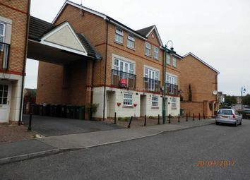 Thumbnail 3 bedroom town house to rent in Lakeview Way, Hampton Hargate, Peterborough