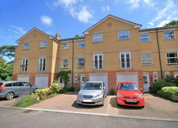 Thumbnail 4 bedroom town house for sale in Poole Road, Westbourne, Bournemouth