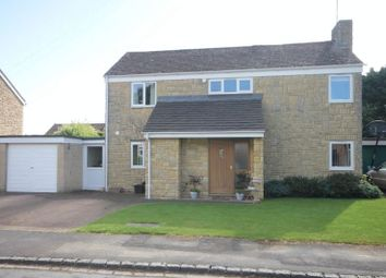 Thumbnail 4 bed detached house for sale in Glovers Close, Woodstock