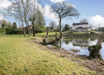 Thumbnail 3 bed detached house for sale in County Lane, Codsall Wood, Wolverhampton