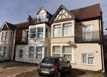 Thumbnail 1 bed flat for sale in Flat 3, 33 Grosvenor Road, Westcliff-On-Sea, Essex
