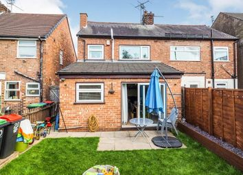 Thumbnail 3 bed semi-detached house for sale in Claremont Avenue, Hucknall, Nottingham, Nottinghamshire