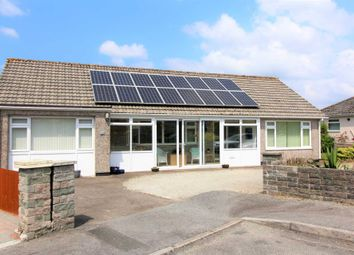 Thumbnail 2 bed detached bungalow for sale in Caradon Close, Callington